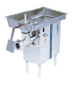 manual feed grinder mincer