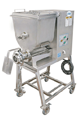 auto feed mixer grinder